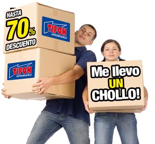 Chichos Operación Desalojo